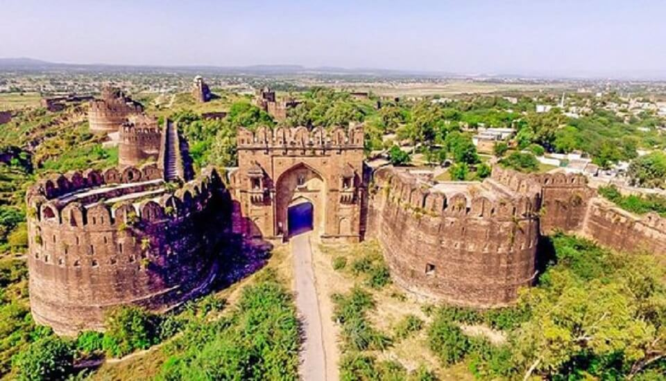 Rohtas-Fort